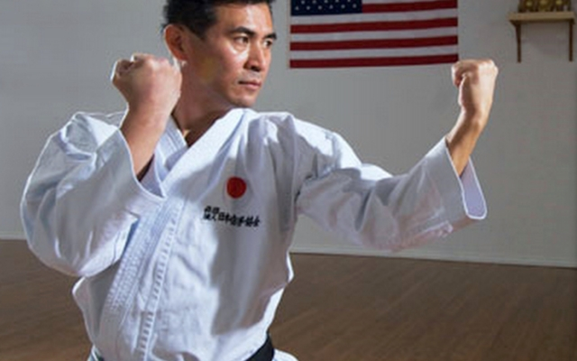 About Yasuaki Nagatomo - Sensei for Karate Albuquerque